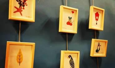 Debuxos orixinais de María Villarino, Premio Pura de Dora Vázquez de Ilustración